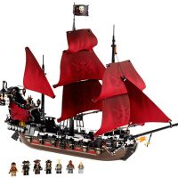 LEGO Pirates Queen Anne's Revenge #4195