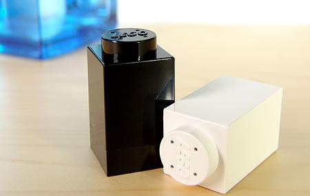 LEGO Salt and Pepper Shaker