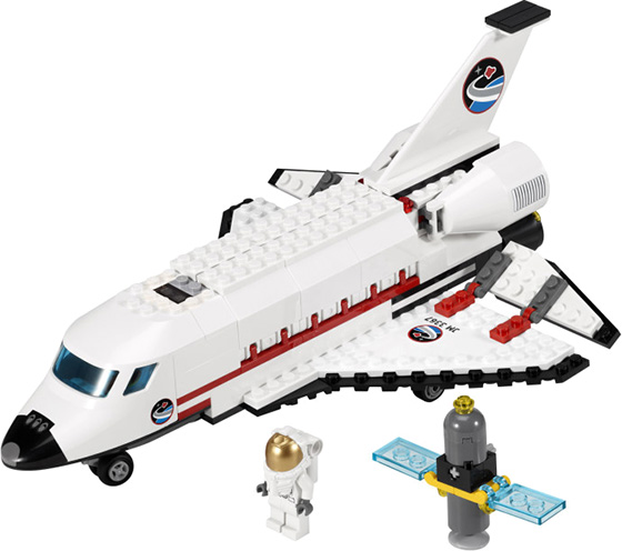 lego space shuttle. Black Bedroom Furniture Sets. Home Design Ideas