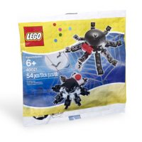 Lego Spiders Set #40021