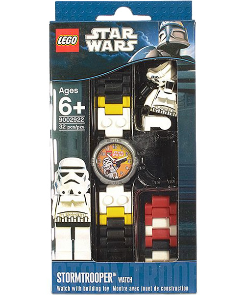 LEGO Star Wars Stormtrooper Watch #9002922