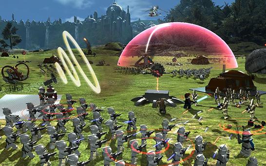 LEGO Star Wars 3 Clone Wars