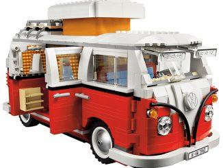 Lego VW Camper Van