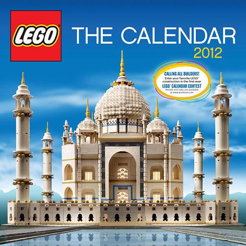 Lego The Calendar 2012