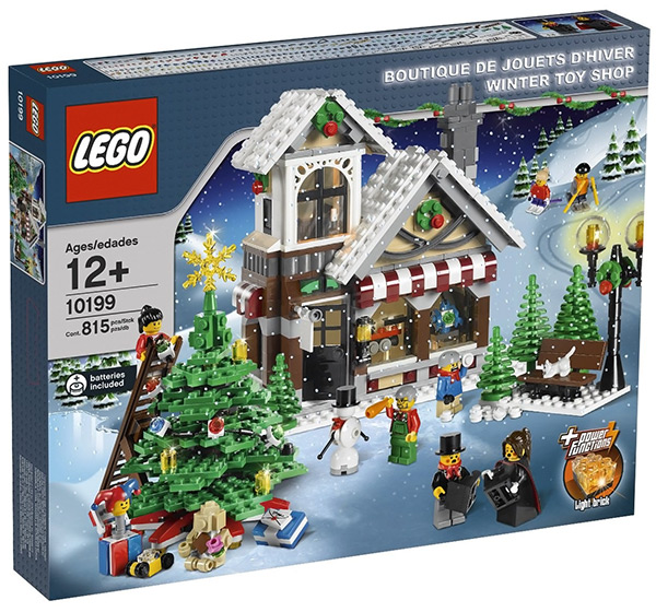 LEGO Winter Toy Shop #10199