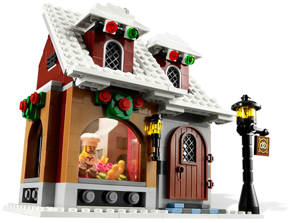 LEGO Winter Village Bakery