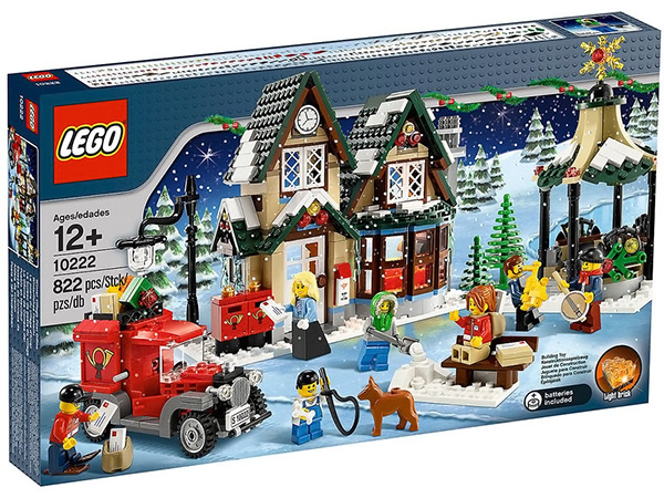 LEGO Winter Village Post Office #10222