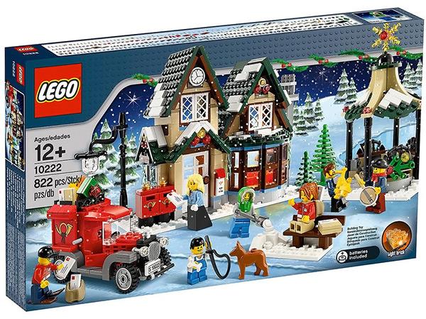 LEGO Winter Village Post Office #10222