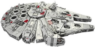 Millennium Falcon LEGO - Ultimate Collector's