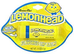 Lemonhead Lip Balm