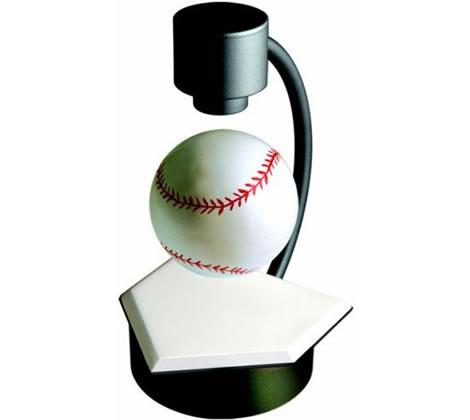 Levitating Baseball