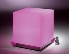 Light Cube Mood