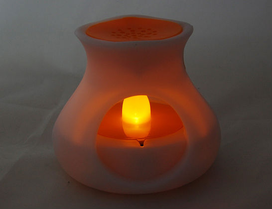 USB Candle Light with Aroma Diffuser
