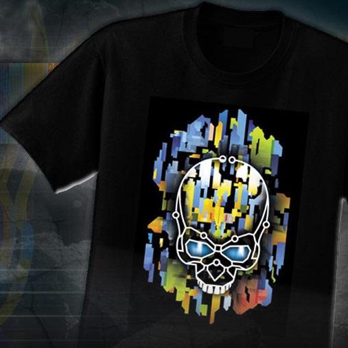 Limited Edition Intel Skull T-Shirt