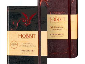 limited_edition_hobbit_moleskine_notebooks