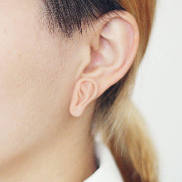 Little Third Ear Earrings