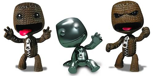 LittleBIGPlanet Series 3 Action Figures Set