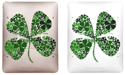 Lucky Clover Apple iPad Cases