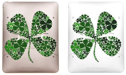 Lucky Clover Apple iPad Cases