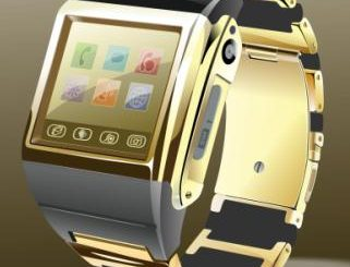CECT ZW6 Touchscreen Cell Phone Watch
