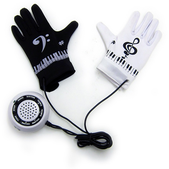 Magic Music Gloves