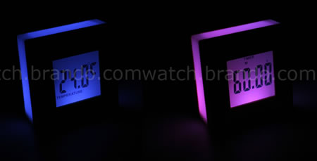 Magic Sensor Clock