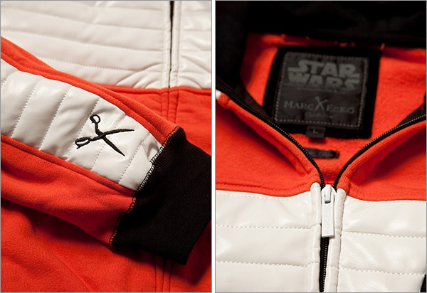 Marc Ecko Star Wars Rebel Pilot Jacket