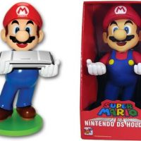 Super Mario Brothers Mario Vinyl Nintendo DS Holder Figure