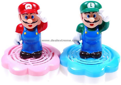 Mario Bros Air Refreshener