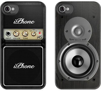 Marshall Amp and Speaker iPhone 4/4S Cases