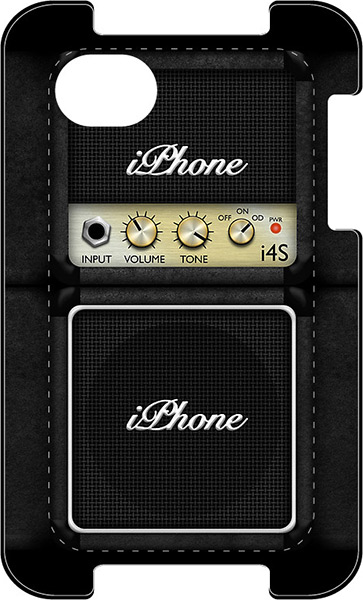 Marshall Guitar Amplifier iPhone 4/4S Case