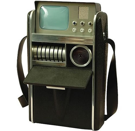 Star Trek Medical Tricorder Replica