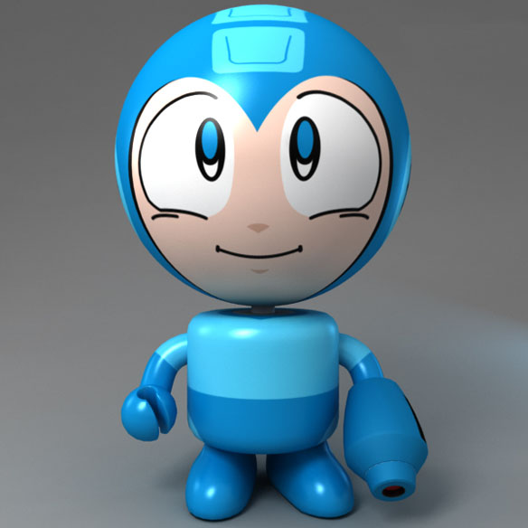 mega man bobble budds