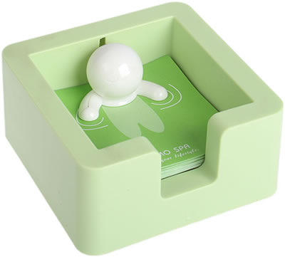 SPA Memo Pad Holder