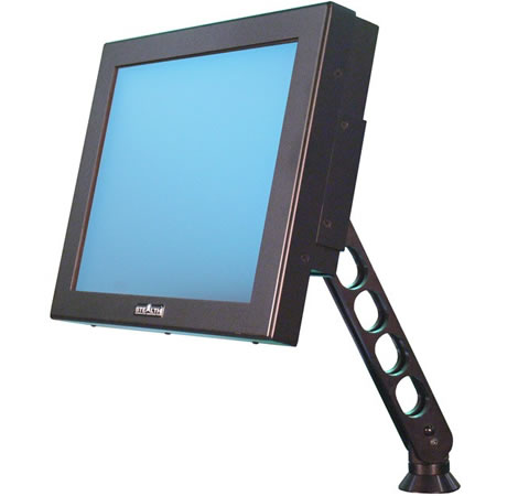Metal Encapsulated LCD Monitor
