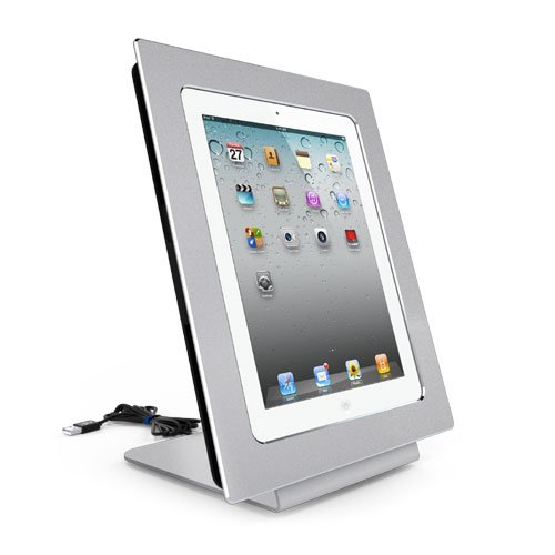 miframe picture frame docking station for ipad 2. Black Bedroom Furniture Sets. Home Design Ideas