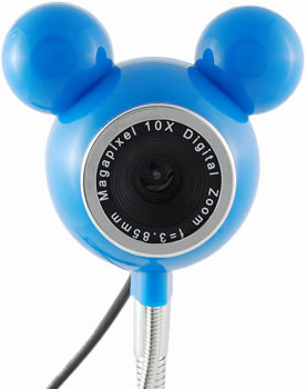 Mickey Mouse Web Camera
