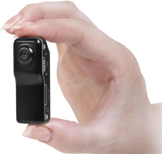 Muvi Micro DV Cam