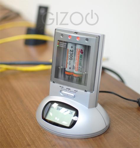 Mini Battery Wizard