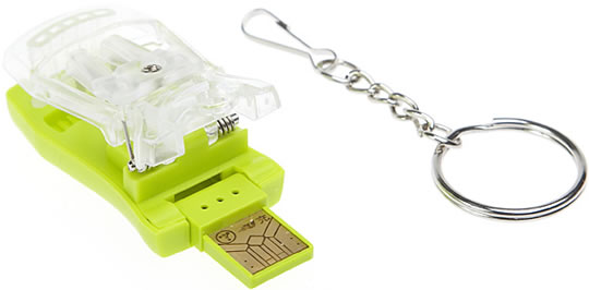 Tiny USB Cell Phone Charger