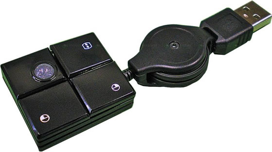 Mini USB Trackball