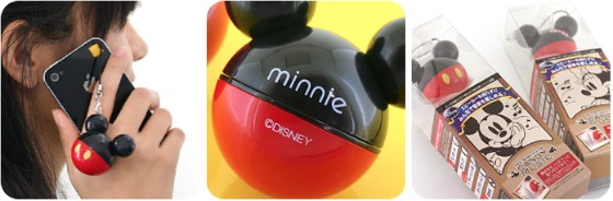 Minnie Mouse Speaker