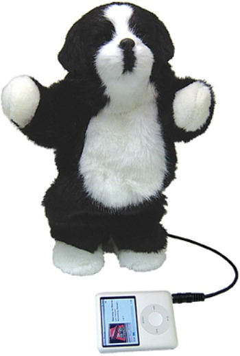 Dancing Pet MP3 Speaker