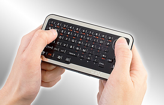 MIX Gestures Wireless Keyboard Mouse