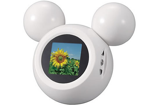 Digital Mickey Mouse Photo Frame