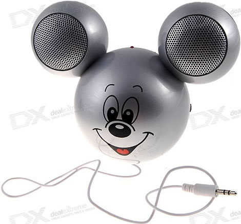 Mickey Mouse Speaker