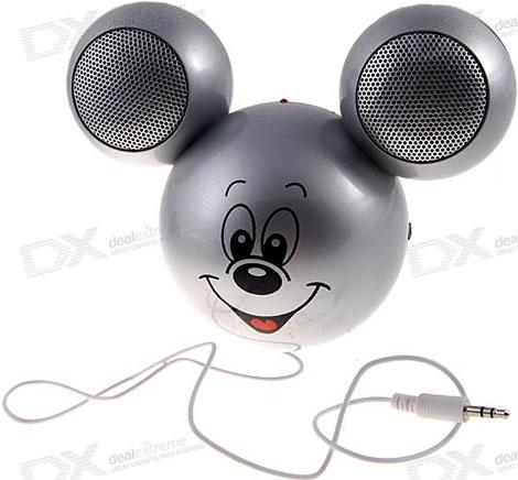 Mickey Mouse Speaker