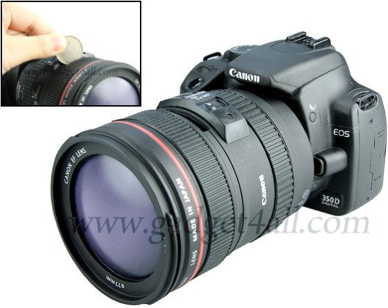 Canon Camera Money Bank