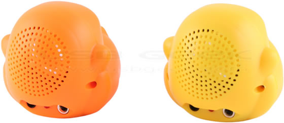 Monkey USB Speakers