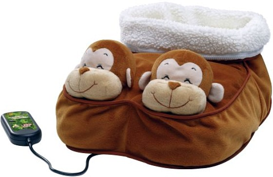 Monkey Foot Massager
